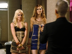 Chelsea Hersley and Ann Ward - ANTM Cycle 15 Finale