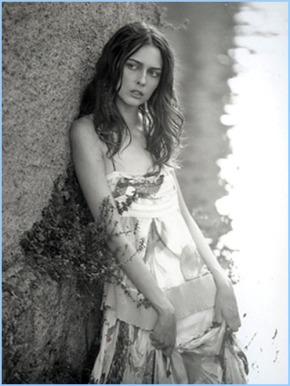 Ann Ward - Vogue Italia